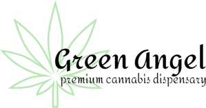Green Angel Dispensary - Logo